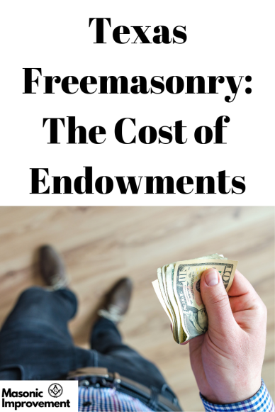 The Cost of Endowments